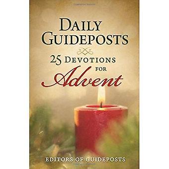 Daglig Guideposts: 25 andakter for Advent