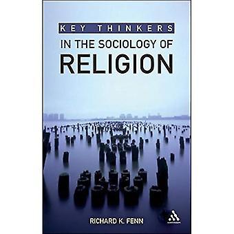 Wichtigsten Denker in der Soziologie der Religion