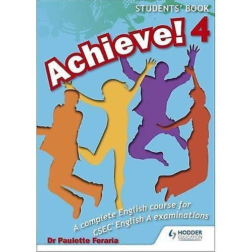 Achieve! Student Book 4 Jamaica Edition
