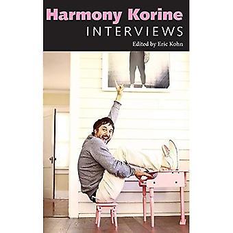 Harmony Korine: Interviews (Gespräche mit Regisseuren)