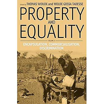 Property and Equality vol 2