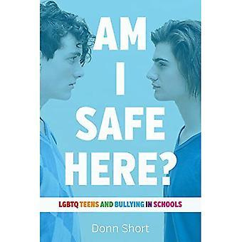 Ben ik veilig hier?: Lgbtq tieners en pesten op school