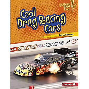 Cool Drag Racing Cars (Lightning Bolt Books (TM) -- Awesome Rides)