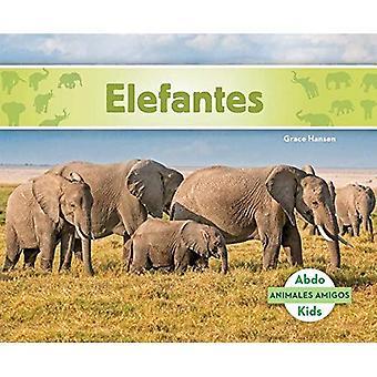 Elefantes (elefanter) (Animales Amigos (dyr venner))