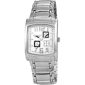 Excellanc relógio de pulso de quartzo, vários materiais 280122000034