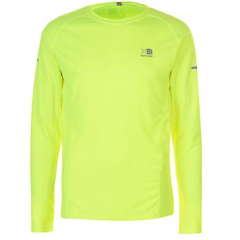 Karrimor Mens Long Sleeved Running T Shirt