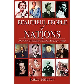 Schöne Menschen der Nationen durch Ndlovu & Jairos