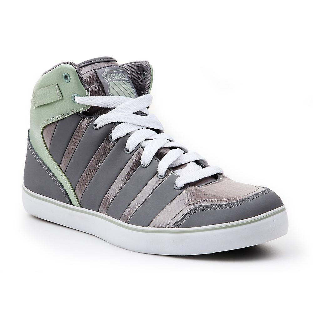 K-Swiss Grande Court LP Mid Vnz 92390054 uniwersalne przez cały rok buty damskie B5ifa