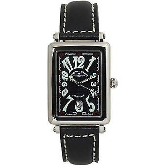 Zeno-watch mens watch square OS automatic 8099-h1