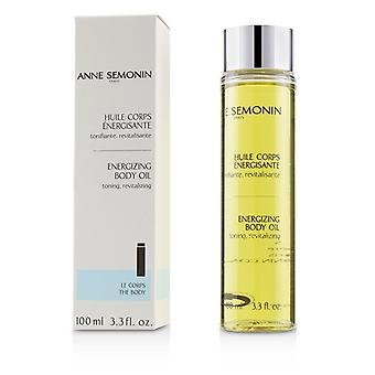 Anne Semonin Energizing Body Oil - 100ml/3.3oz