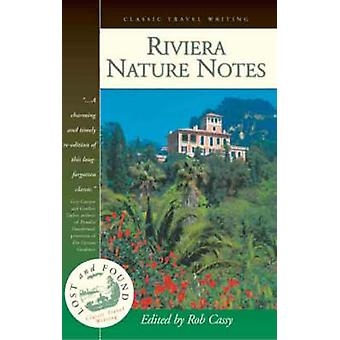 Riviera Nature Notes by Rob Cassy - 9781902669830 Book