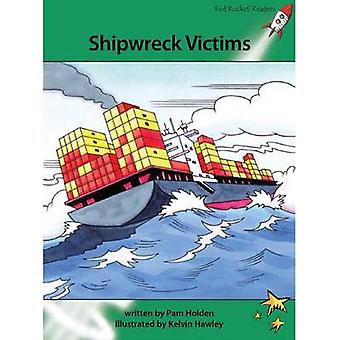 Shipwreck Victims by Pam Holden - Kelvin Hawley - 9781927197479 Book