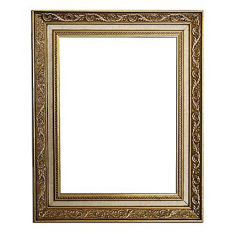 32x42 cm or 12x16 inch, photo frame in gold