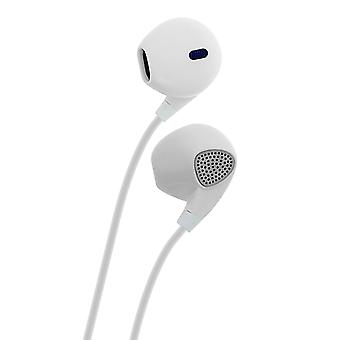 Wave Concept In-Ear Wireless Remote Control / Microphone Integrated White