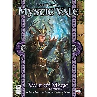 Mystic Vale Vale of Magic Card Game