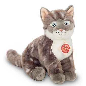 Gato de peluche de Hermann 24 cm