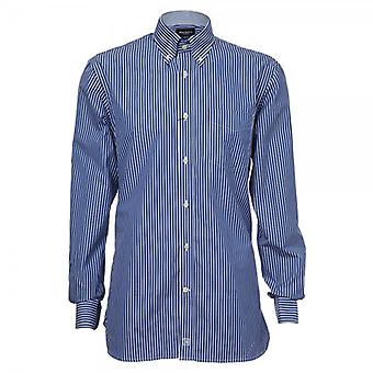 Hackett Selvedge Pinstripe Shirt