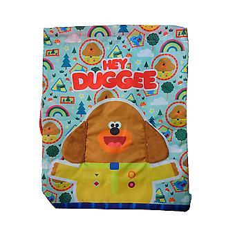 Hey Duggee Childrens Drawstring Gym Bag 40cm x 30cm