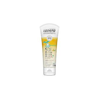 Lavera Barn' Sensitiv Solkrem SPF50, 75ml