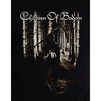 Children Of Bodom T Shirt Death Wants You band logo Official Mens Black