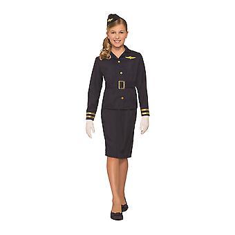 Stewardess (S)