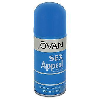 Sex appeal deodorant spray by jovan 543389 150 ml