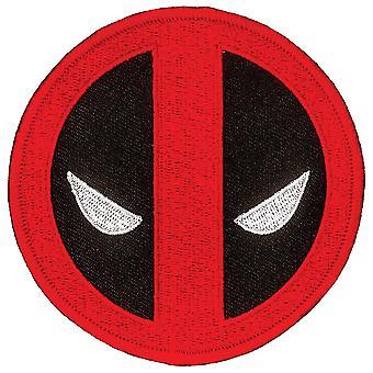 Deadpool järn på Patch