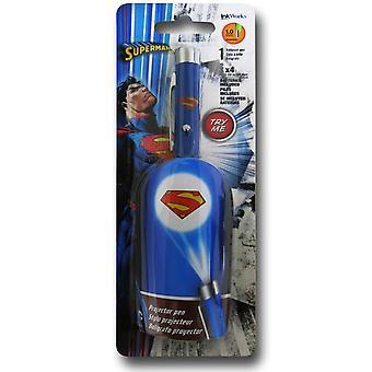 Superman symbol projektor penn