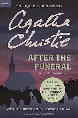 After the Funeral by Agatha Christie - 9780062357311 Book