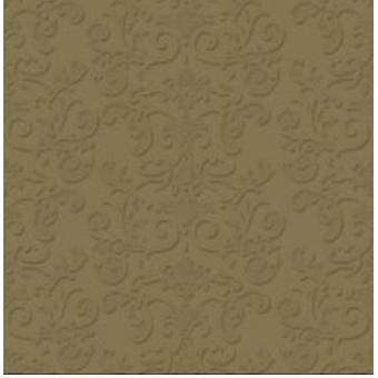 Servietten Gold Metall 2-Pack 33x33 cm 20-Pack