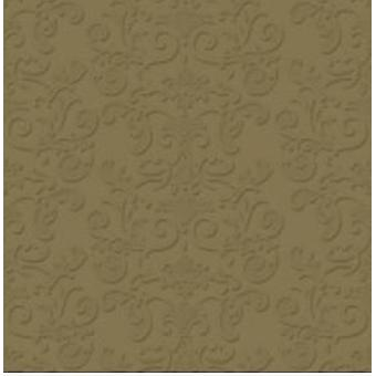 Napkins Gold métal 2-pack 33x33 cm 20-pack