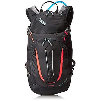 CamelBak - Women's Water Backpack L.U.X.E. NV - Grey (Charcoal/Fiery Coral) - 44 x 20 x 23 cm - 11 Litres