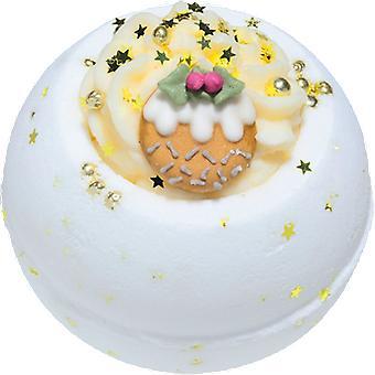 Cooltide Christmas Pudding Bath Blaster