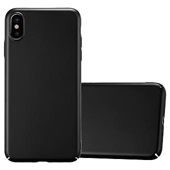 Cadorabo case for Apple iPhone XS MAX case cover - Hardcase plastic phone case against scratches and bumps - Protective case Bumper Ultra Slim Back Case Hard Cover