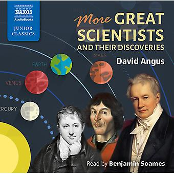 Angus / Soames - More Great Scientists & Their Discoveries [CD] USA import