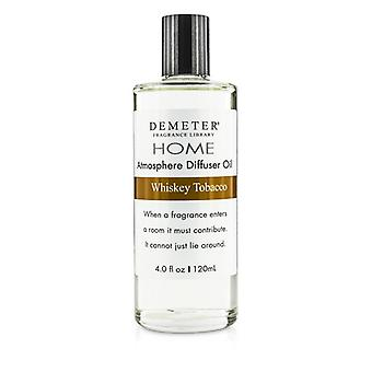 Demeter Atmosphere Diffuser Oil - Whiskey Tobacco - 120ml/4oz