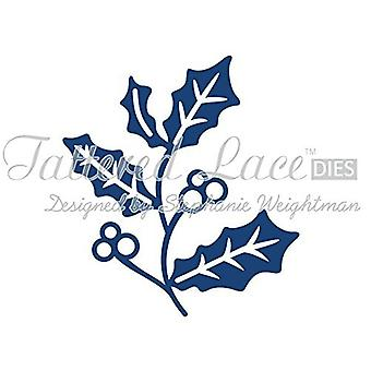 Tattered Lace Dies - Christmas Florals Holly, TTLD437 by Tattered lace