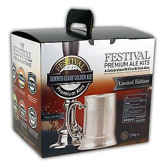 Festival - Summer Glory Golden Ale Beer Kit