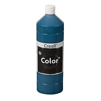 Creall Havo01011 1000 ml 11 Turquoise Havo Color Poster Paint Bottle