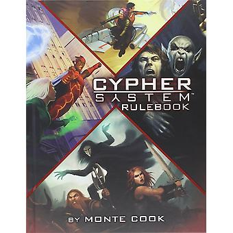 Cypher System Rulebook 2nd Edition