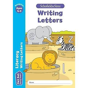 Get Set Literacy Writing Letters Early Years Foundation St