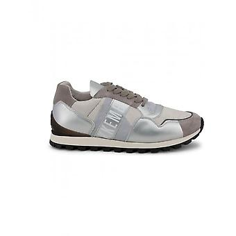 Bikkembergs - Chaussures - Sneakers - FEND-ER-2376-SILVER-GREY - Hommes - white,silver - 46