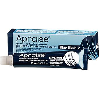 Apraise blue black eyelash & eyebrow tint - no.2 20ml