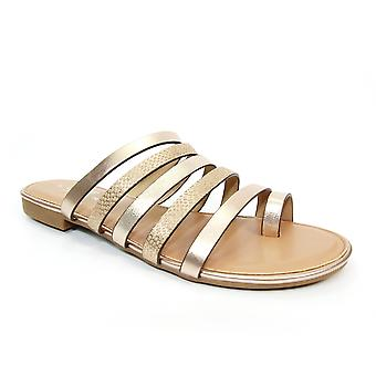 Lunar Bonita djurtryck strappy sandal