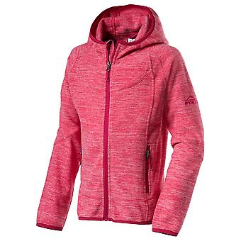 McKinley Girls Choco Iii Hooded Fleece
