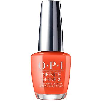 OPI Infinite Shine My Chihuahua Doesn't Bite Anymore - Mexico City 2020 Spring Nail Polish Collection (ISLM89) 15ml