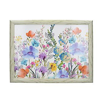 Lap cushion Meadow flowers