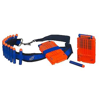 Nerf N&strike Elite Bandolier Kit Foam Arrows 24pc + Belt