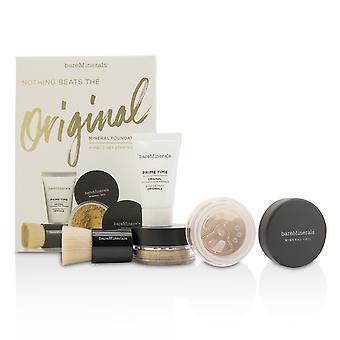 Get started mineral foundation kit   # 13 golden beige 4pcs