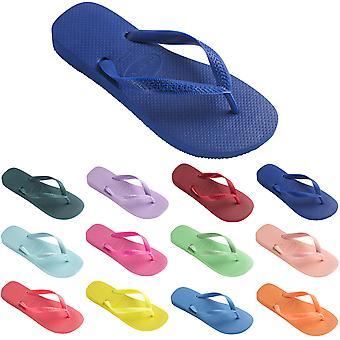Womens Havaianas Top Rubber Lightweight Beach Holiday Sandal Flip Flops UK 1-8